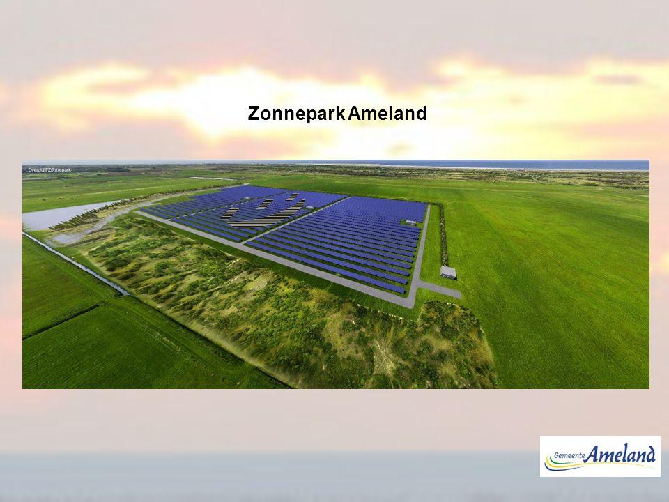 Zonnepark Ameland