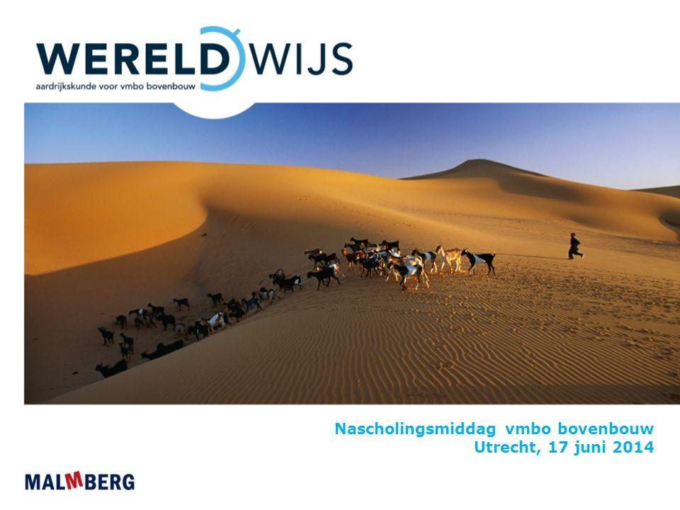 Nascholingsmiddag vmbo bovenbouw Utrecht, 17 juni 2014