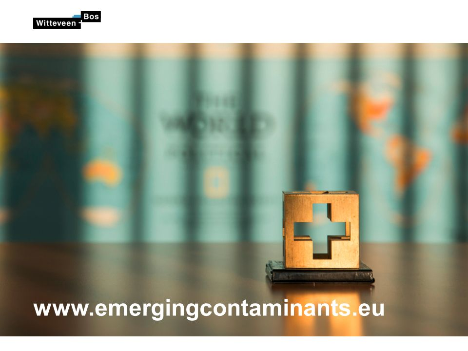 www.emergingcontaminants.eu