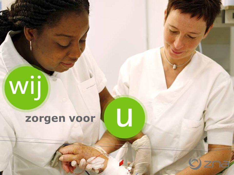 Vandaag 7 000 patiënten per dag verspreid over heel Vlaanderen