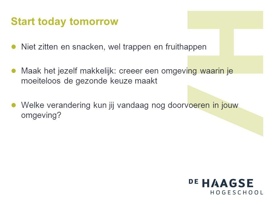 De Haagse Hogeschool Centrum voor Lectoraten en Onderzoek s.i.devries@hhs.nl www.dehaagsehogeschool.nl