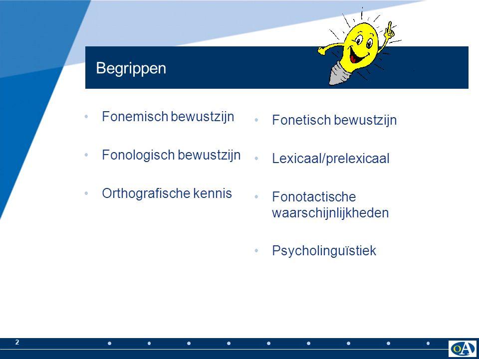 Workshop ONL congres 2011OnderwijsAdvies Dorothé Kappenburg DYSLEXIE en fonologische problemen