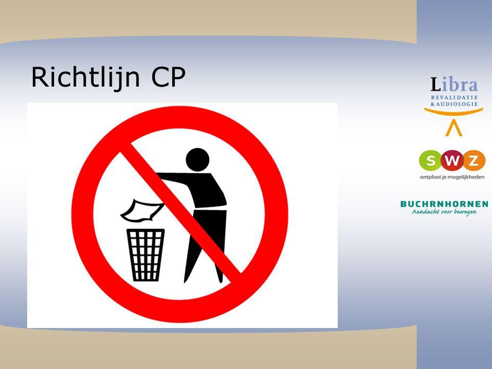 Richtlijn CP