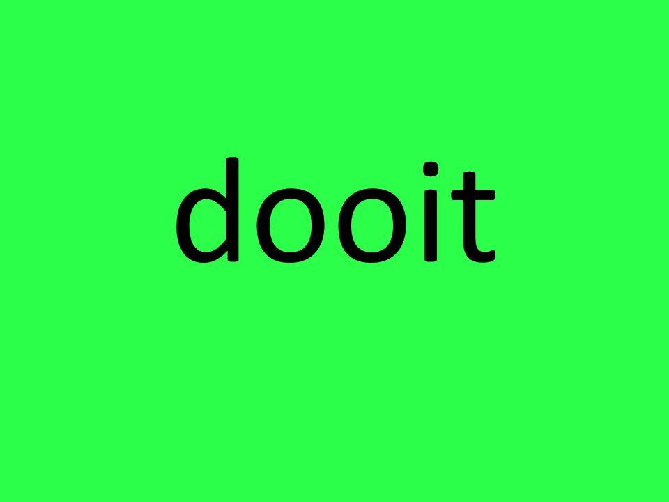 dooit