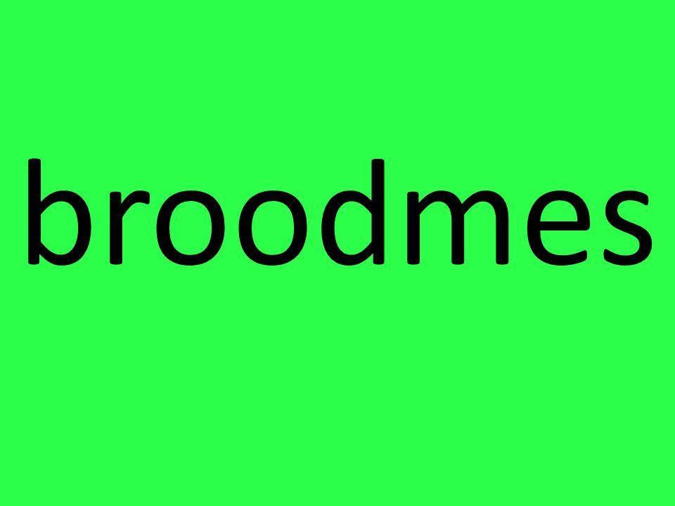 broodmes