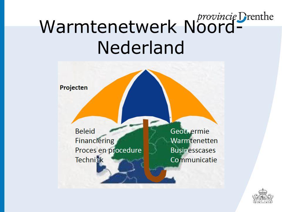 Warmtenetwerk Noord- Nederland