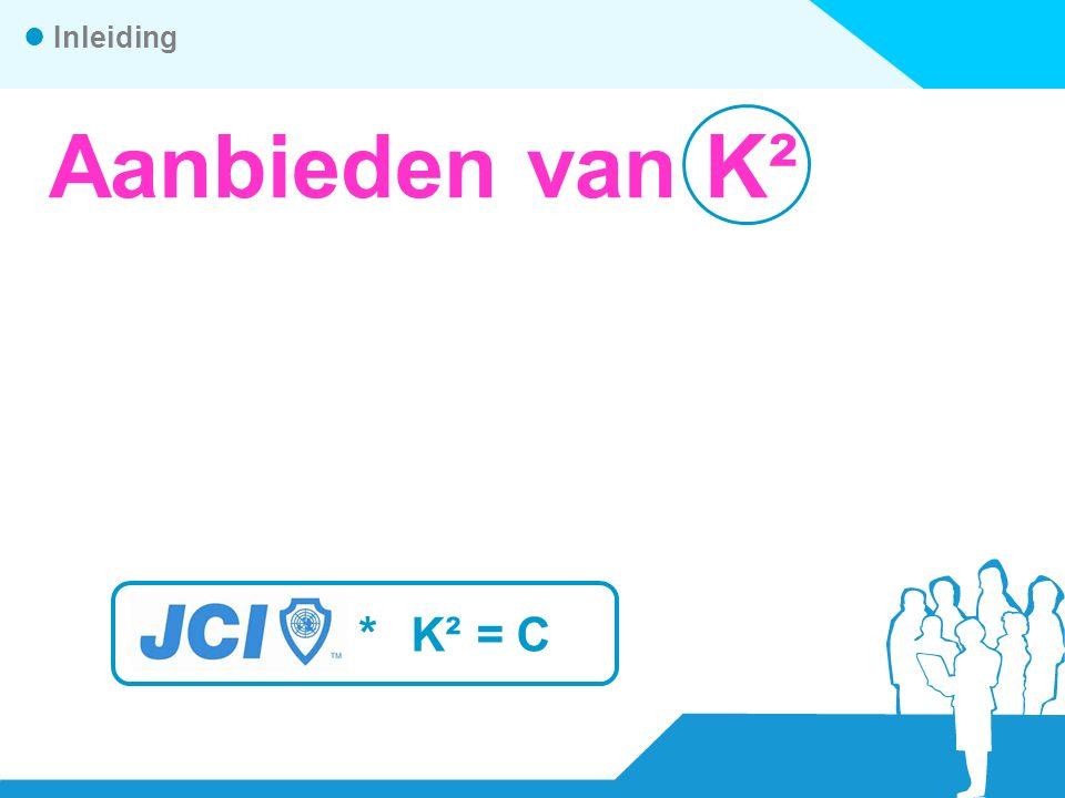 *K² =C Aanbieden van K² Inleiding
