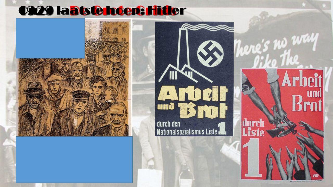 Onze laatste hoop: Hitler