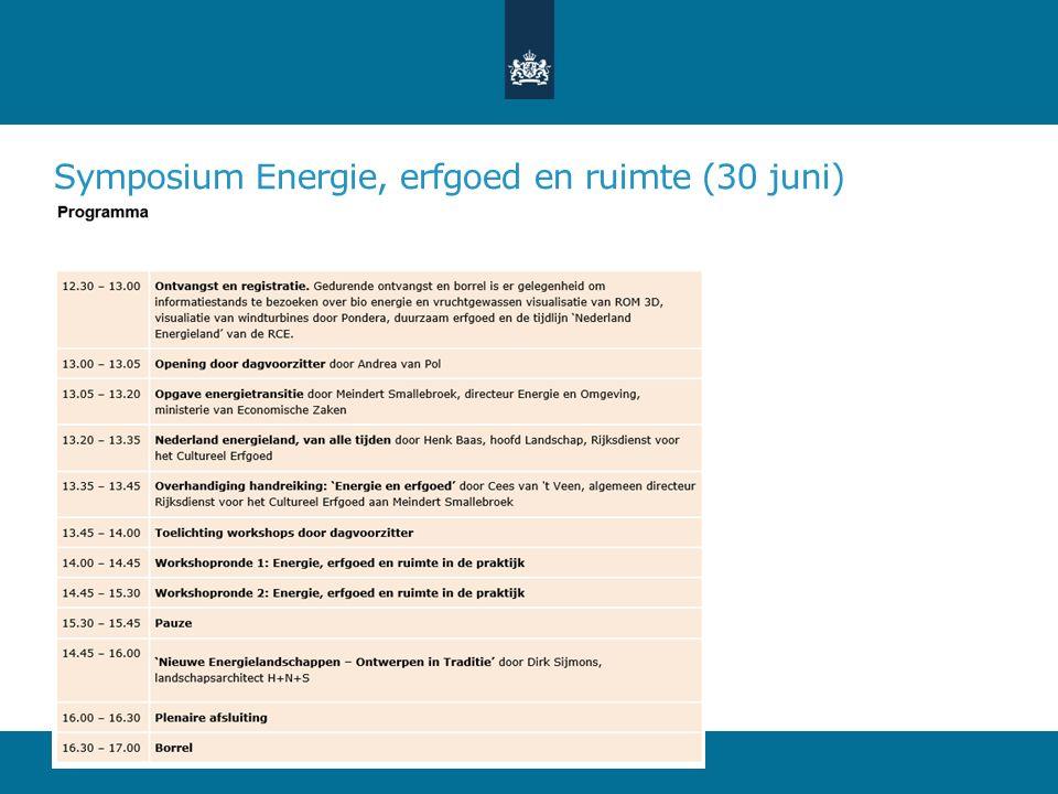 Symposium Energie, erfgoed en ruimte (30 juni) 21