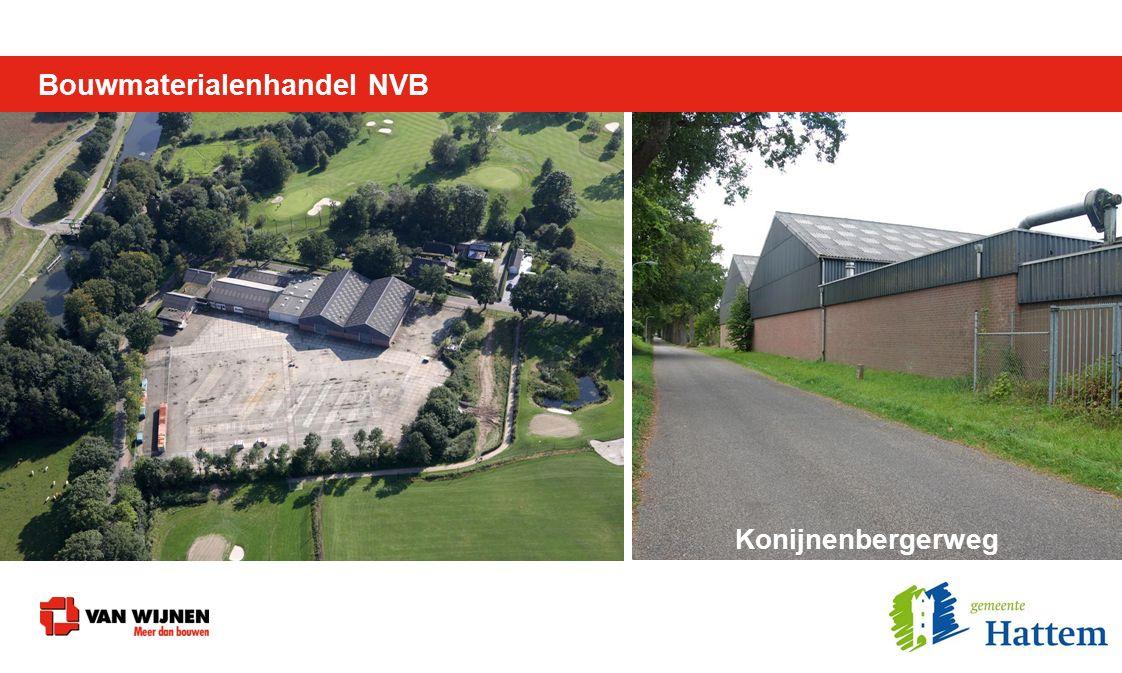 Bouwmaterialenhandel NVB Konijnenbergerweg