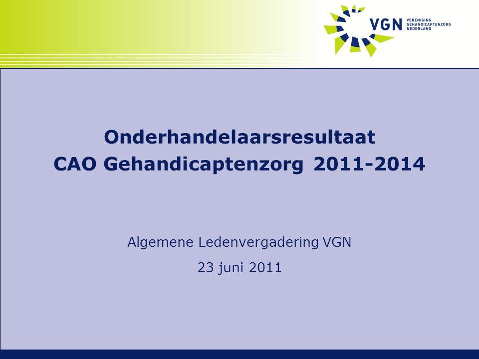 Agenda  Opening en inleiding  Procesverloop  Akkoord op hoofdlijnen  Financiële dekking  Van akkoord naar CAO  Vragen