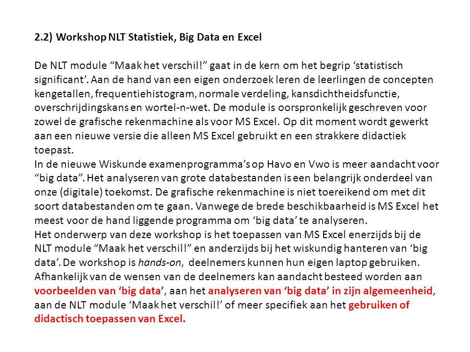 www.hogeschoolVHL.nl Toets : 3) Wortel-n-wet