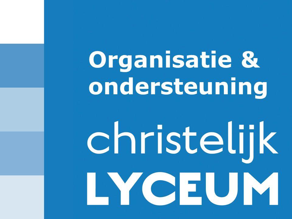 Organisatie & ondersteuning