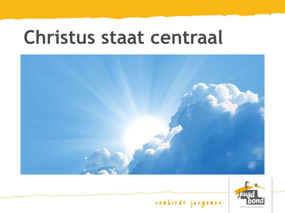Christus staat centraal
