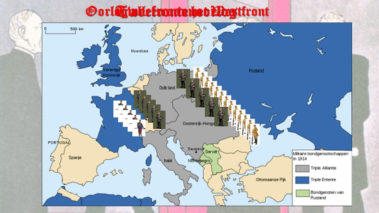 Einde van de oorlog aan het Westfront De VS stuurde heel veel soldaten Veel Duitsers willen van de keizer af De keizer vluchtte naar Nederland Duits wanhoopsoffensief Mislukt Oorlog is een verloren zaak voor Duitsland Wapenstilstand 11 november 1919 om 11:00 uur Einde van de Eerste Wereldoorlog