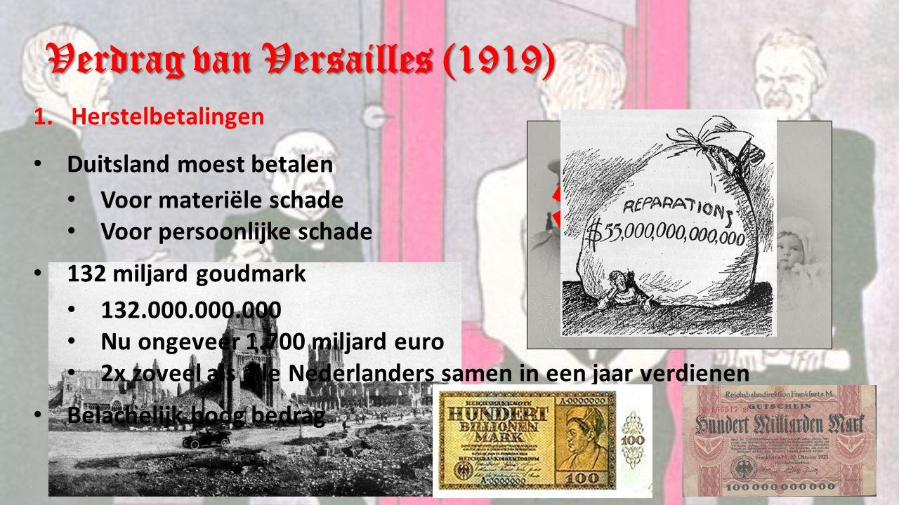 Verdrag van Versailles (1919) 2.