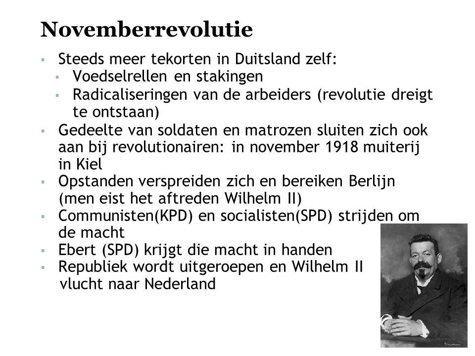 Wilhelm II naar Nederland