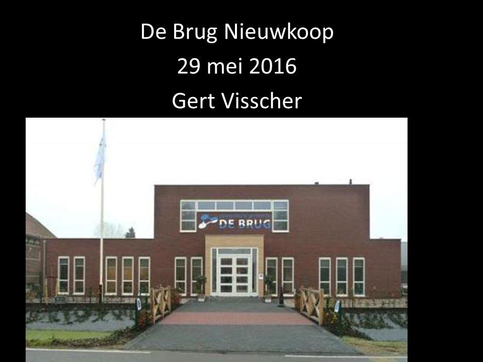 De Brug Nieuwkoop 29 mei 2016 Gert Visscher