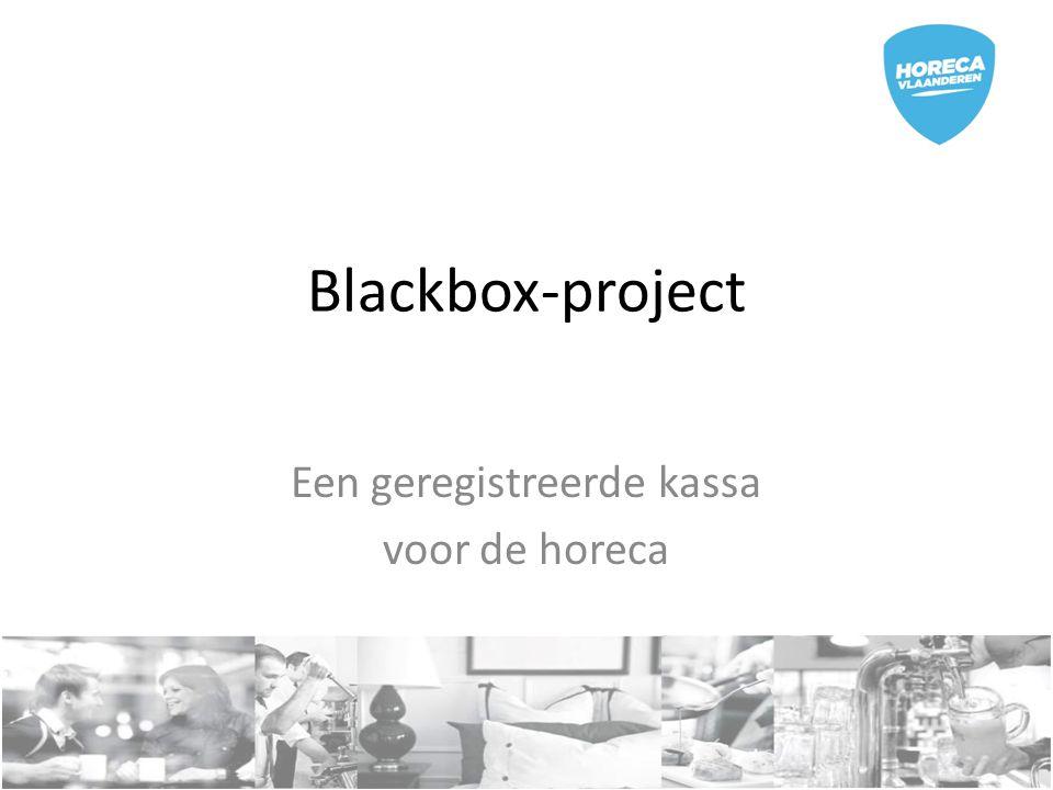 Blackbox-project Een geregistreerde kassa voor de horeca