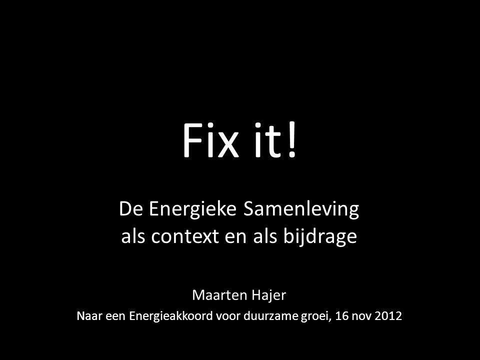 Fix it.