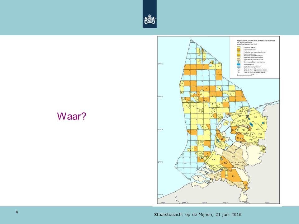 Winning Winningsvergunning/winningsplan: planmatig beheer, gemeente adviseur.