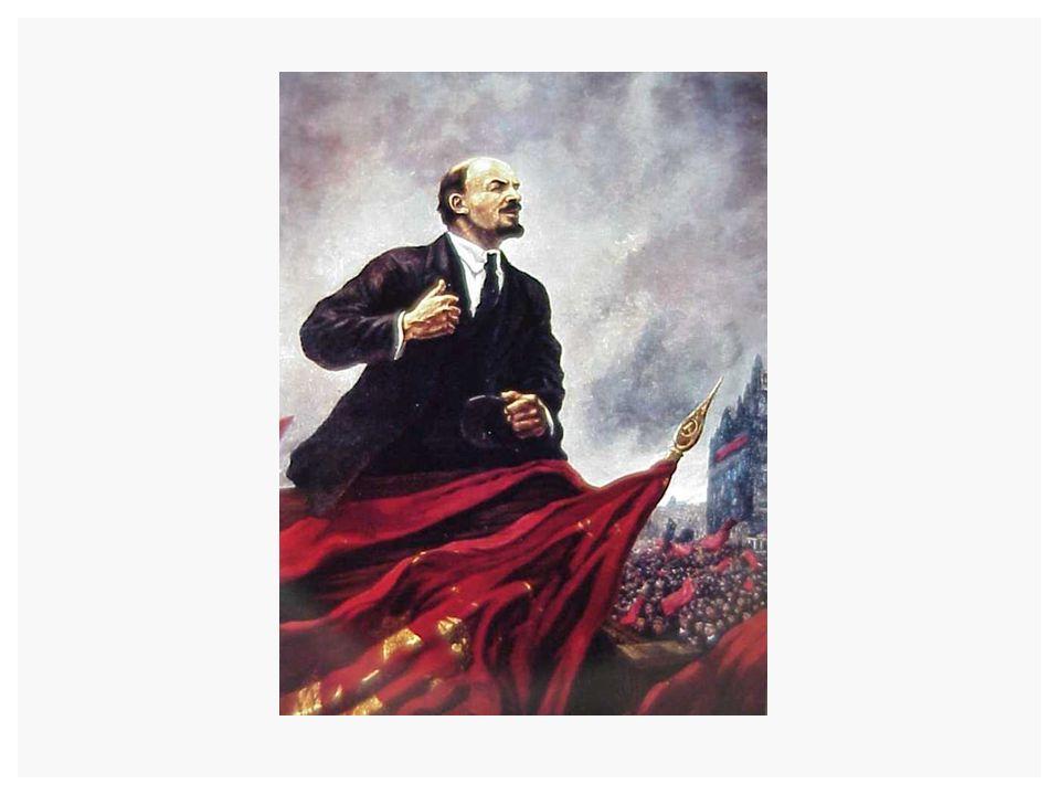 BURGEROORLOG  Niet alle Russen zijn voor de communisten   1918-1921 Burgeroorlog tussen niet- communisten (Witten) tegen communisten (Roden)  Tijdens de oorlog Rode Leger opgericht onder leiding van Trotski