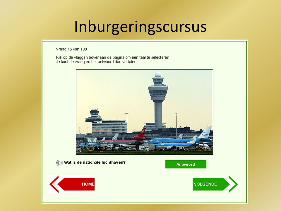 Inburgeringscursus