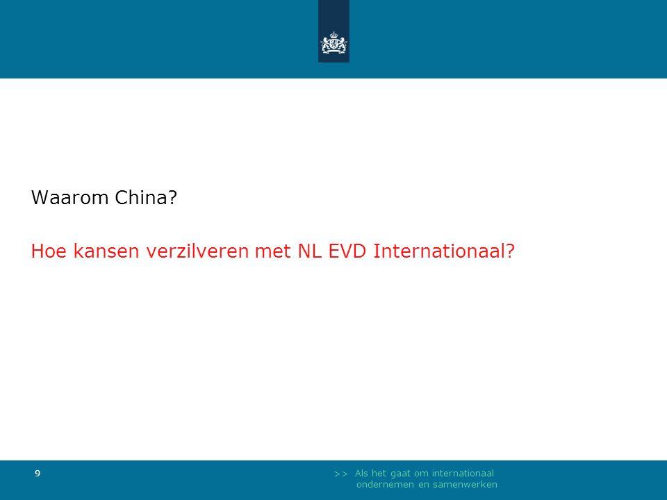 >> Als het gaat om internationaal ondernemen en samenwerken 9 Waarom China.
