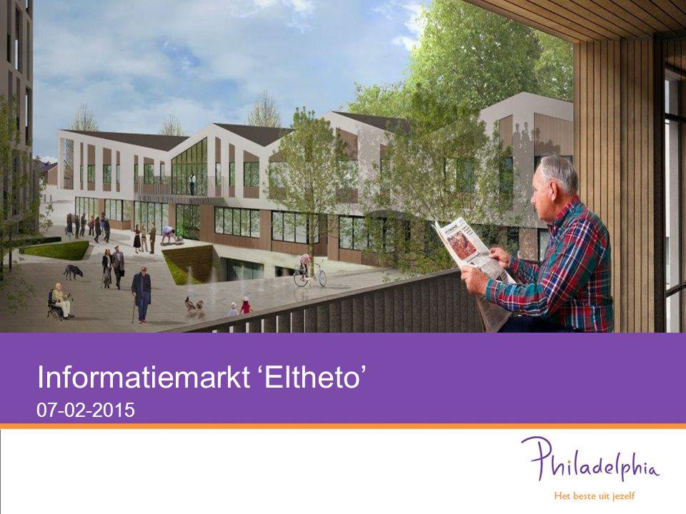 Informatiemarkt 'Eltheto' 07-02-2015