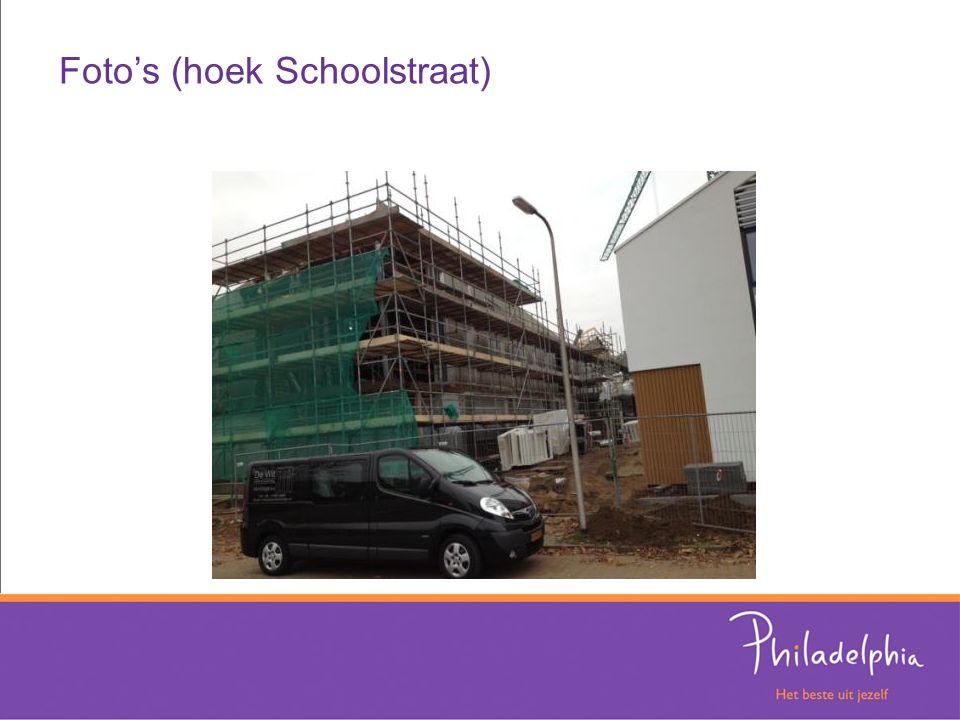Foto's (hoek Schoolstraat)