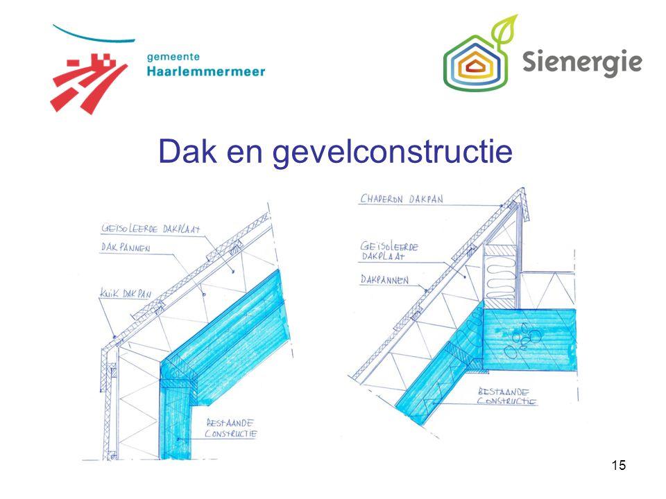 15 Dak en gevelconstructie