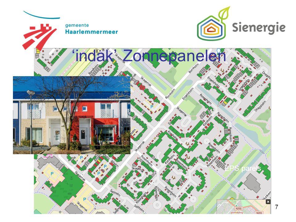 18 isolatie ± € 45 per m 2 gevelplaten ± € xx per m 2 randaansluiting als buren niet meedoen: per kant ca.