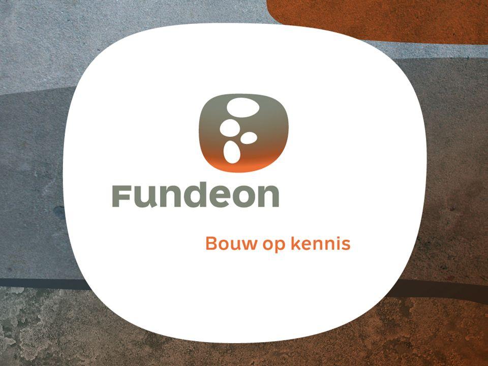 Stand van zaken op de arbeidsmarkt en de onderwijsmarkt in de bouw Fundeon Afdeling Marktinformatie Joep Jansen