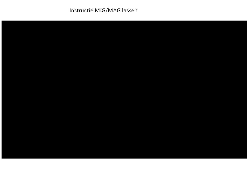 Instructie MIG/MAG lassen