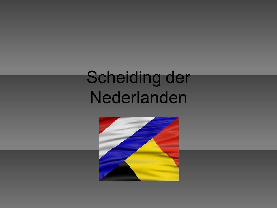 Scheiding der Nederlanden
