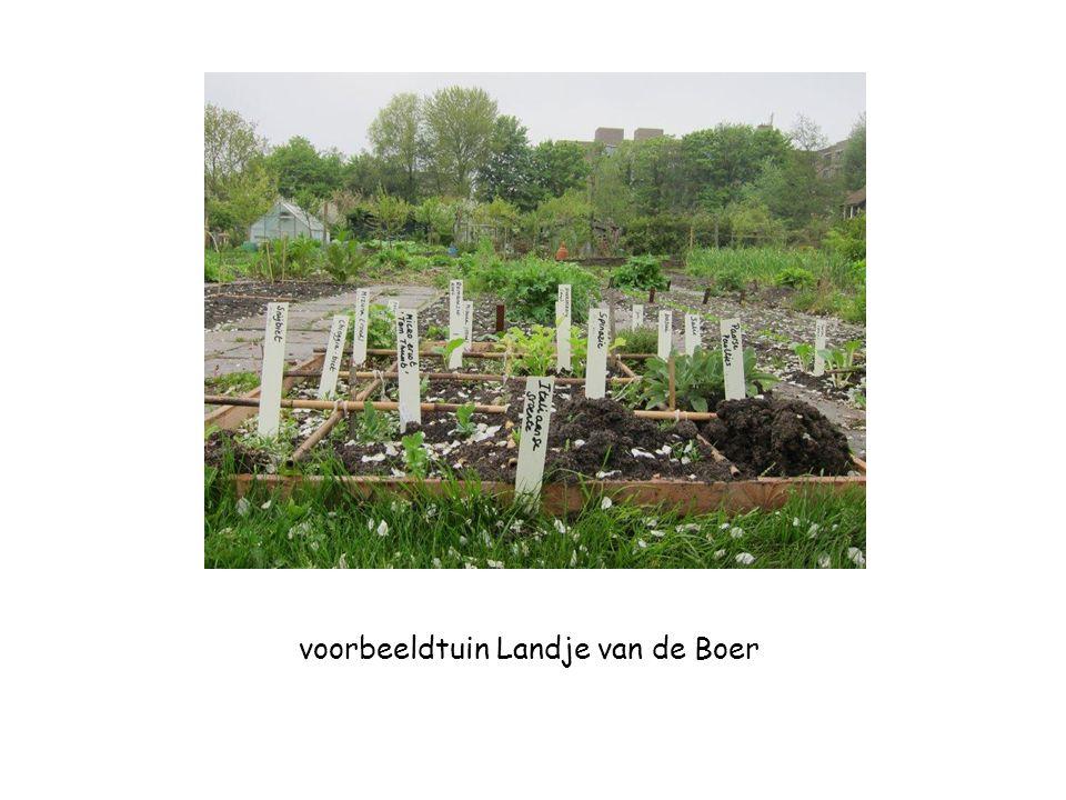 voorbeeldtuin Landje van de Boer