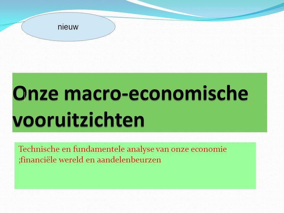 Technische en fundamentele analyse van onze economie ;financiële wereld en aandelenbeurzen 20/02/16 3 nieuw