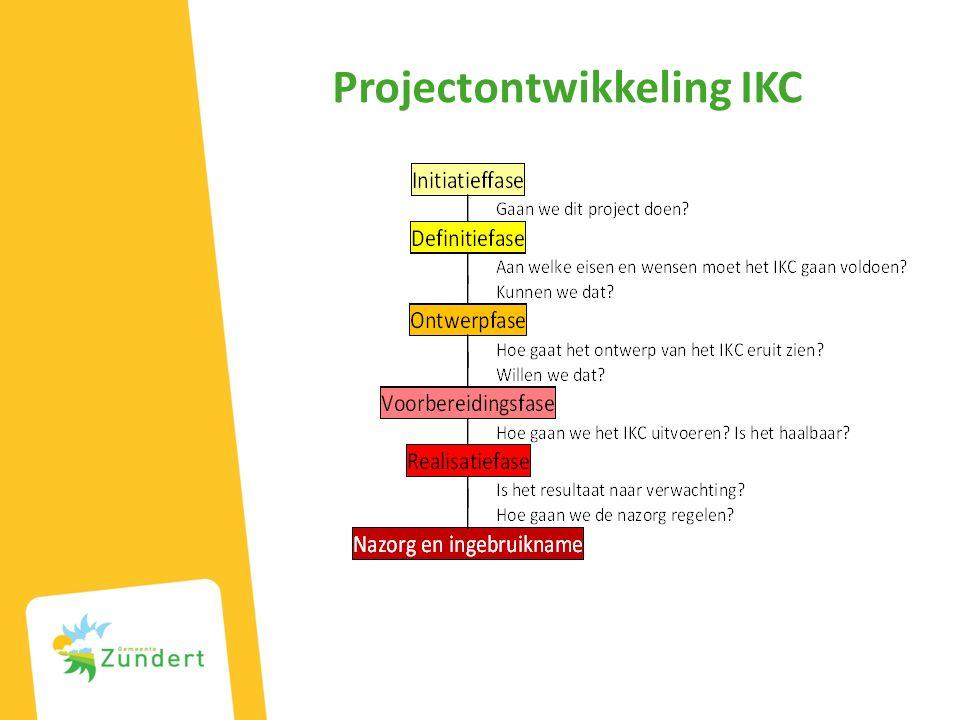 Projectontwikkeling IKC