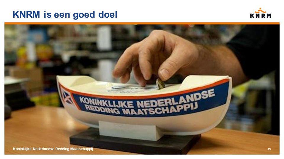 KNRM is een goed doel Koninklijke Nederlandse Redding Maatschappij 13