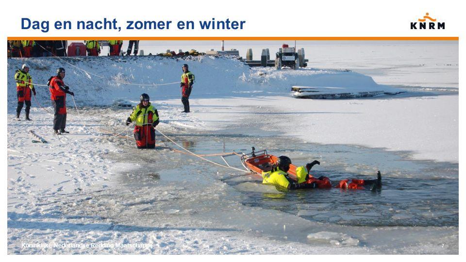 Koninklijke Nederlandse Redding Maatschappij 18 REDDINGBOOTTYPE NIKOLAAS 9 METER