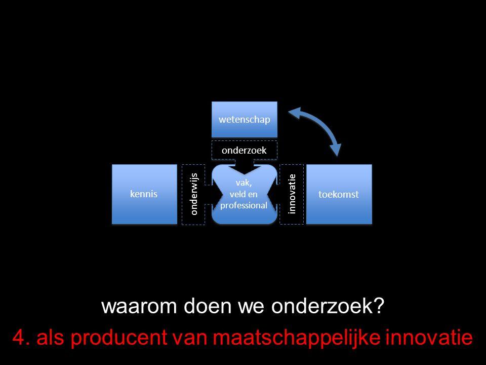 1.omdat het moet een reactieve reden 2. als producent van kennis 3.