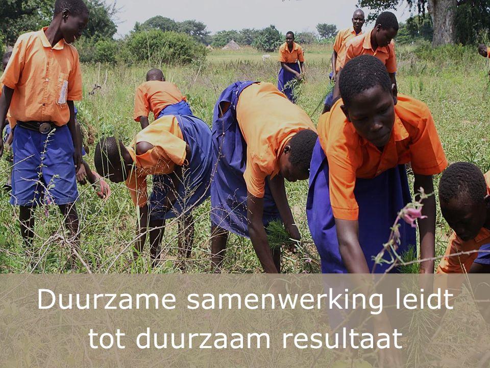 Duurzame samenwerking leidt tot duurzaam resultaat
