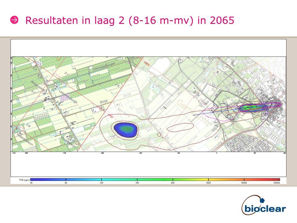 Resultaten in laag 6 (34-45 m-mv) in 2020