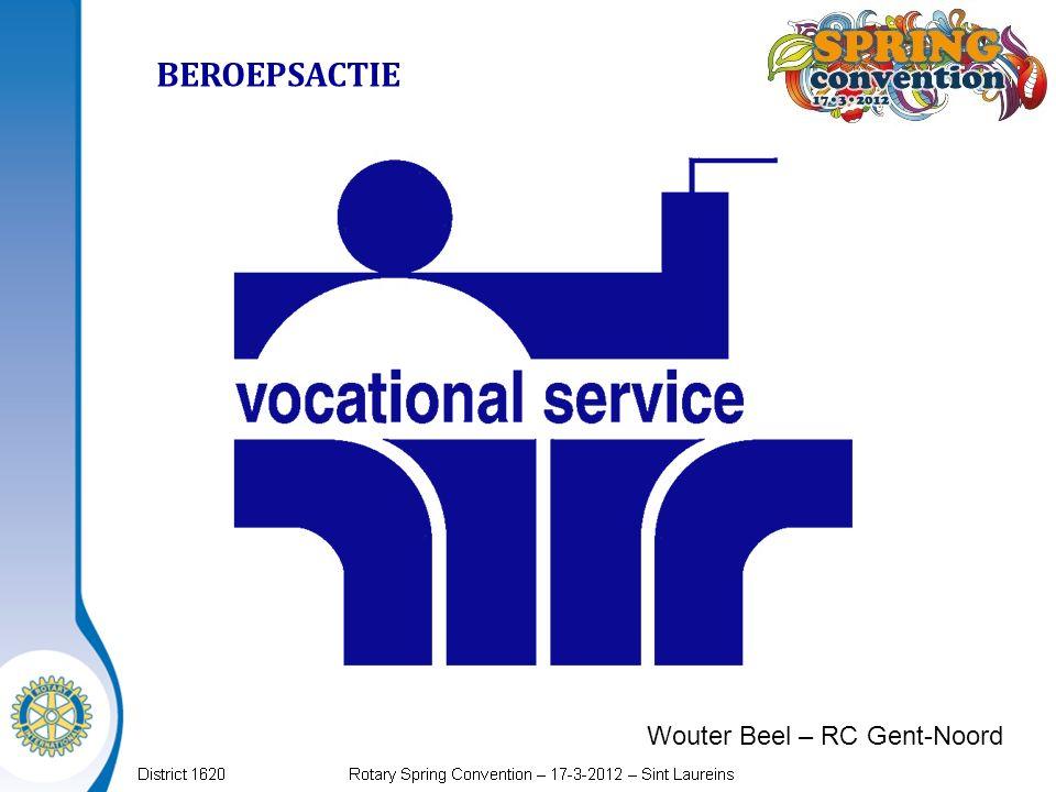 BEROEPSACTIE Wouter Beel – RC Gent-Noord