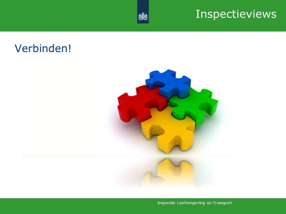 Inspectie Leefomgeving en Transport Verbinden! Inspectieviews