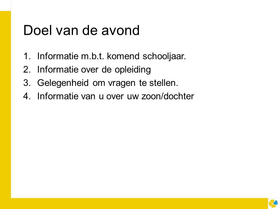 Doorstroming Vakcollege mboHoge WoerdIrenestraatLage WoerdSweelincklaan
