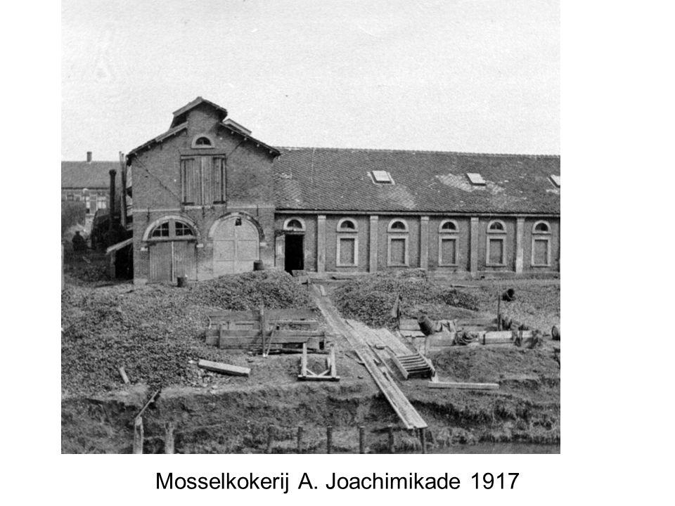 Mosselkokerij A. Joachimikade 1917