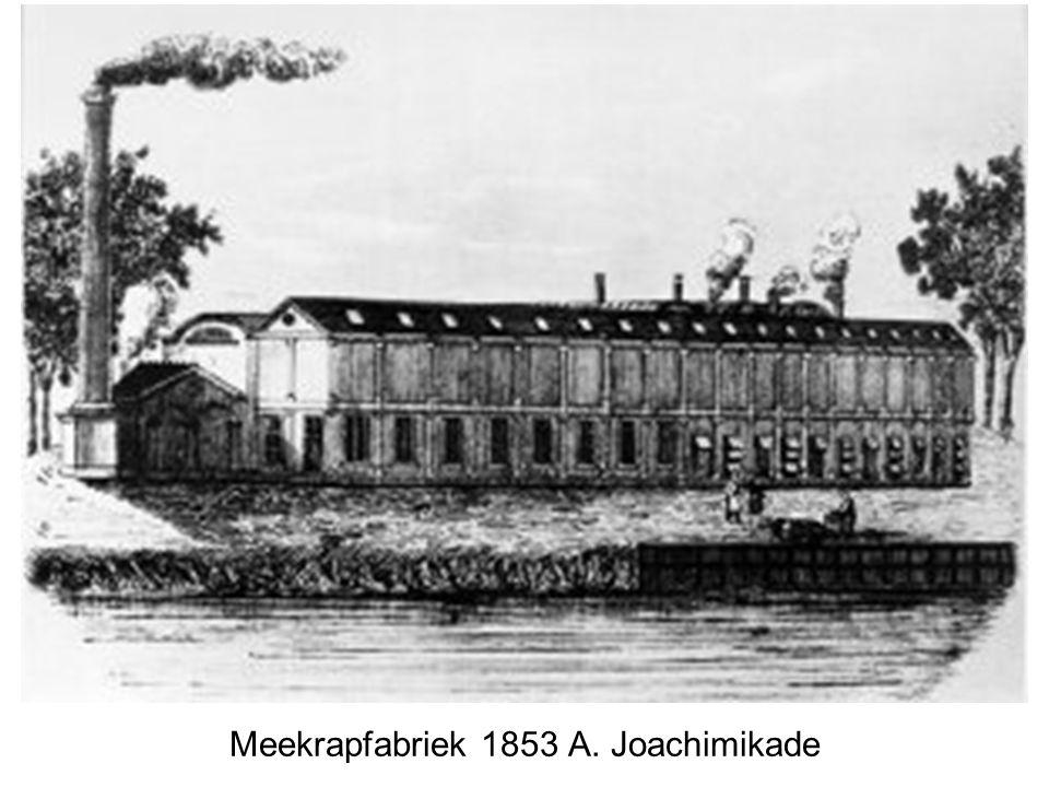 Meekrapfabriek 1853 A. Joachimikade