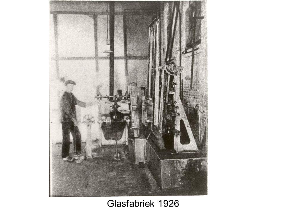 Glasfabriek 1926