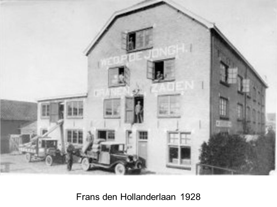 Frans den Hollanderlaan 1928